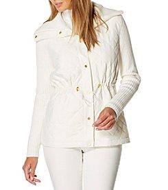 Rafaella® Petites' Snap Front Jacket