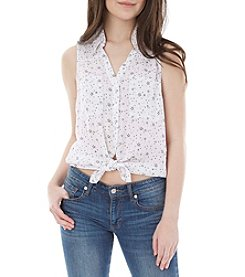 A. Byer Stars Utility Top