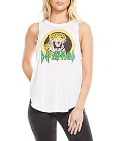 Chaser® Def Leppard Muscle Tank Tee