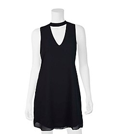 A. Byer Keyhole Dress