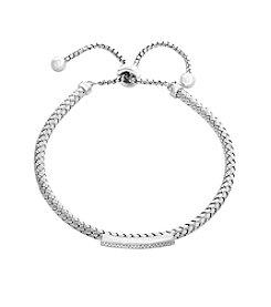 Effy® 0.17 ct. t.w. Diamond Adjustable Bracelet