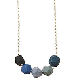 Jenna Vanden Brink Ceramics Five Bead Necklace