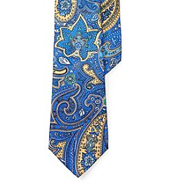 Lauren Ralph Lauren® Men's Multicolored Paisley Silk Tie