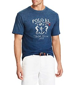 Polo Ralph Lauren® Men's Big & Tall Short Sleeve Graphic Tee