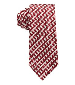 Sean John® Men's Houndstooth Solid Tie