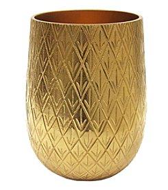 Croscill® Pina Colada Waste Basket