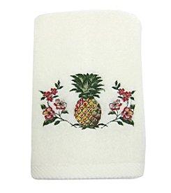 Croscill® Pina Colada Hand Towel