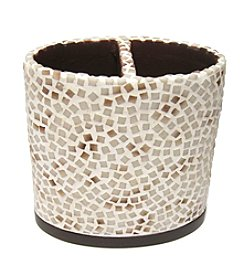 Croscill® Mini Mosaic Toothbrush Holder