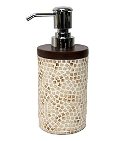 Croscill® Mini Mosaic Lotion Dispenser