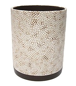 Croscill® Mini Mosaic Wastebasket