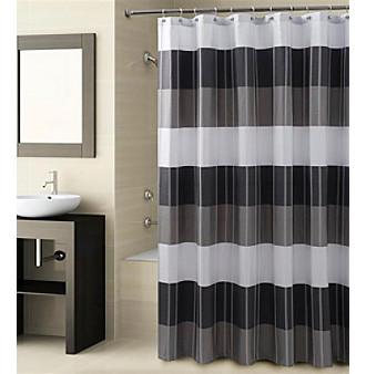 Spice UPC 083013250877 Product Image For CroscillR Fairfax Shower Curtain