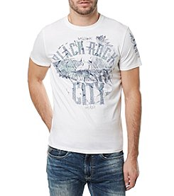 Buffalo by David Bitton Men's Short Sleeve Crew Neck Graphic Tee
