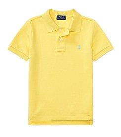 Polo Ralph Lauren® Boys' 2T-7 Boys Short Sleeve Polo Shirt