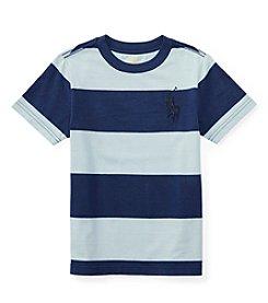 Polo Ralph Lauren® Boys' 5-7 Striped Jersey Tee