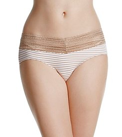 Warner's No Pinching. No Problems.® Lace Hipster