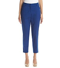 Anne Klein® Frog Pocket Pants