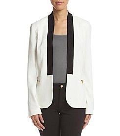 Calvin Klein Rib Trim Jacket