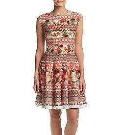 Gabby Skye® Scuba Dress