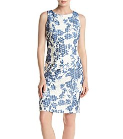 Ivanka Trump® Printed Sheath Dress
