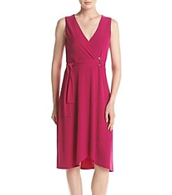 Ivanka Trump® Tie Waist Dress