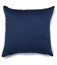 IZOD Varsity Stripe European Square Decorative Pillow