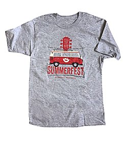 Summerfest Bus Men's Tee