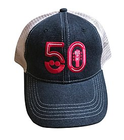 Summerfest 50th Anniversary Denim Baseball Hat