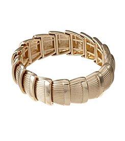 Napier® Layered Stretch Bracelet