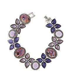 Napier® Boxed Floral Bracelet
