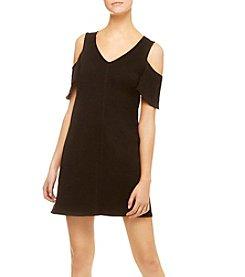 Sanctuary® Cold-Shoulder Dress