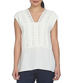 Chaus® High-Low Blouse