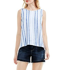 Vince Camuto® Lace Up Back Tank