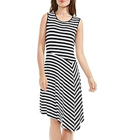 Vince Camuto® Stripe Havana Dress