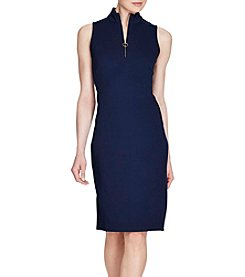 Lauren Ralph Lauren® Mock Neck Dress