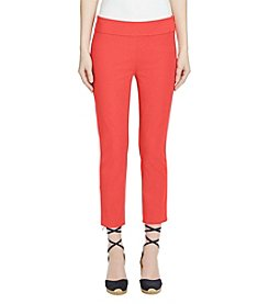 Lauren Ralph Lauren® Stretch Twill Skinny Pants