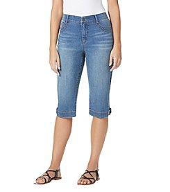 Bandolino® Petites' Brady Denim Skimmer Jeans
