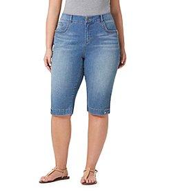 Bandolino® Plus Size Brady Denim Skimmer Jeans