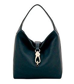 Dooney & Bourke® Belvedere Logo Lock Shoulder Bag