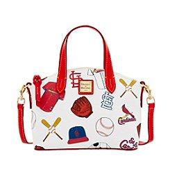 Dooney & Bourke® MLB® Saint Louis Cardinals Ruby Satchel