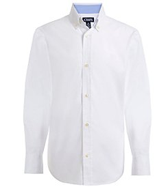 Chaps® Boys' 8-20 Long Sleeve Woven Shirt