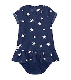 Ralph Lauren Baby Girls' Star Print Dress And Bloomer