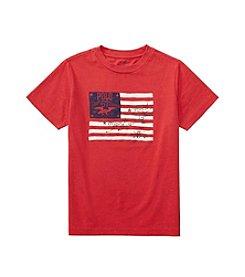 Polo Ralph Lauren® Boys' 2T-7 Short Sleeve Jersey Graphic Tee