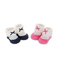 Carter's® Baby Girls' 2-Pack MJ Keepsake Booties