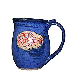 Shannon Wong Pottery Lobster Mug