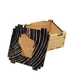 eco Urban Timber Wisconsin Keepsake Box