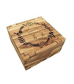 eco Urban Timber Deer Keepsake Box