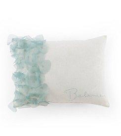 Kathy Davis Tranquility Balance Breakfast Decorative Pillow
