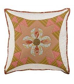 Nostalgia Home Durham Square Decorative Pillow
