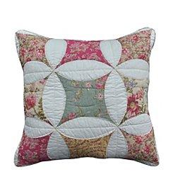 Nostalgia Home Mae Square Decorative Pillow