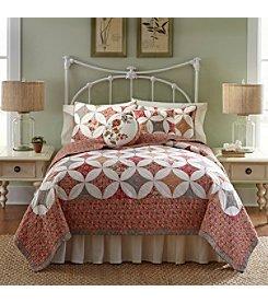 Nostalgia Home Mae Round Decorative Pillow